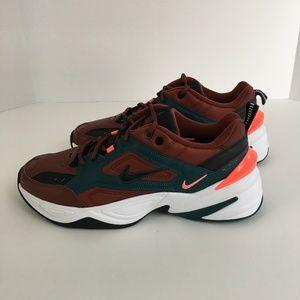 Men's Nike M2K Tekno Brown Black AV4789-200 Casual
